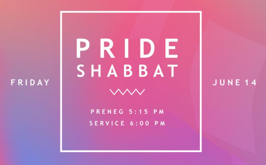 LGBT-Jew Passover Social + Pride Shabbat