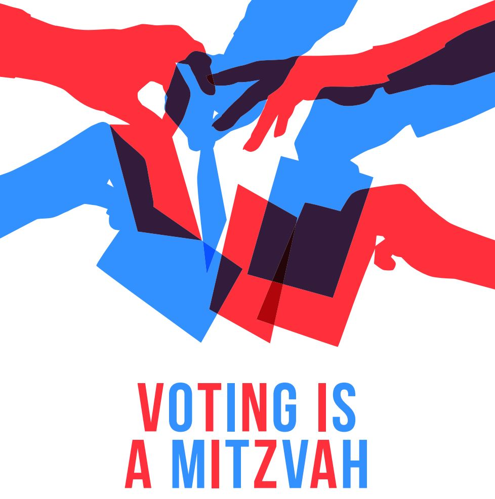 Voting is a Mitzvah