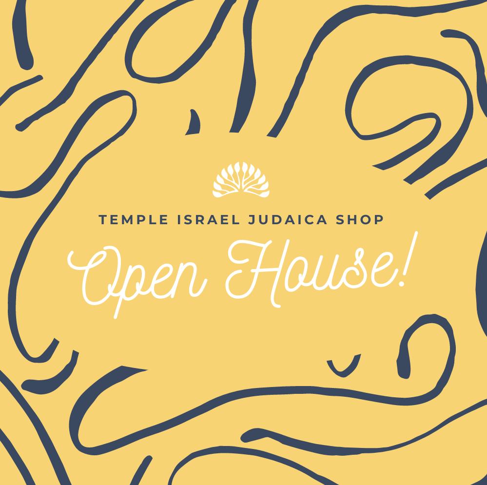 Judaica Shop Chanukah Open House
